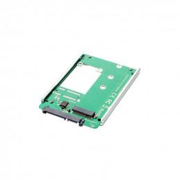 M.2 till SATA SSD Adapter,...