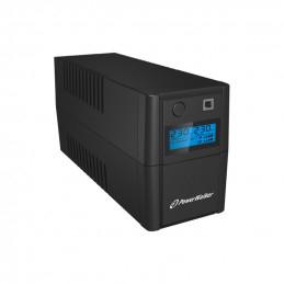PowerWalker VI 650 SHL,...