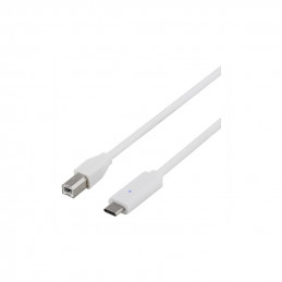 Deltaco USB 2.0 Cable, Type...