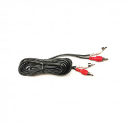 Audio Cable, 2xRCA Male -...