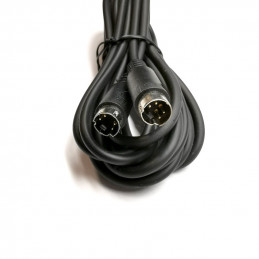 S-Video Cable, 4-Pin, Male...