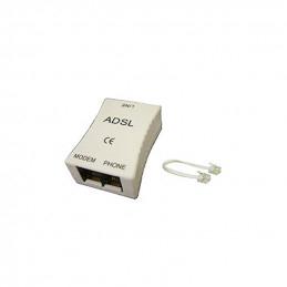 ADSL Splitter för ADSL/ADSL...