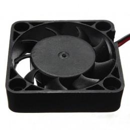Fan 40x40x10mm 12V 2-pin -...