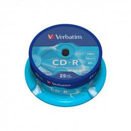 Verbatim CD-R, 52x,...