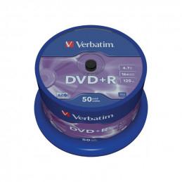 Verbatim DVD+R, 16x,...