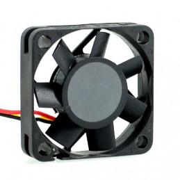Fan 40x40x10mm 12V 3-pin -...