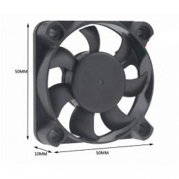 Fan 50x50x10mm 12V 2-pin - Gdt