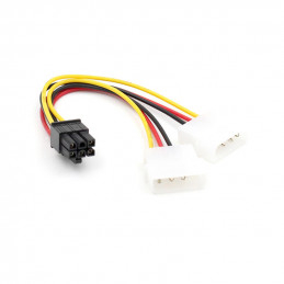 Adapter Cable 2x4-pin to...