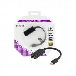 Deltaco Mini DisplayPort to...