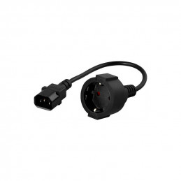 Adapter Cable IEC C14 Male...