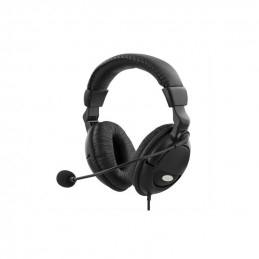 Deltaco Headset med...