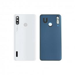 Huawei P30 Lite Baksida - Vit