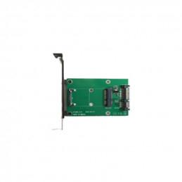 mSATA to SATA Adapter Card,...