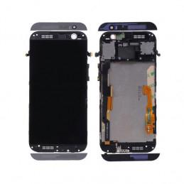 HTC One M8 LCD-Skärm /...