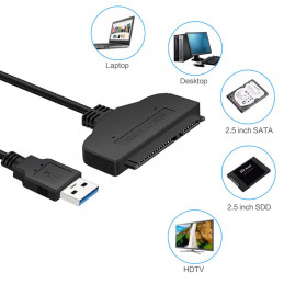USB 3.0 to SATA Adapter...