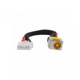 Acer DC-Laddkontakt med Kabel, Aspire 5520, 5535