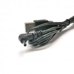 Laddkabel USB A till DC...